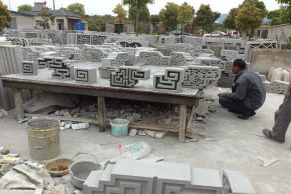 湖北青砖青瓦-工程案例